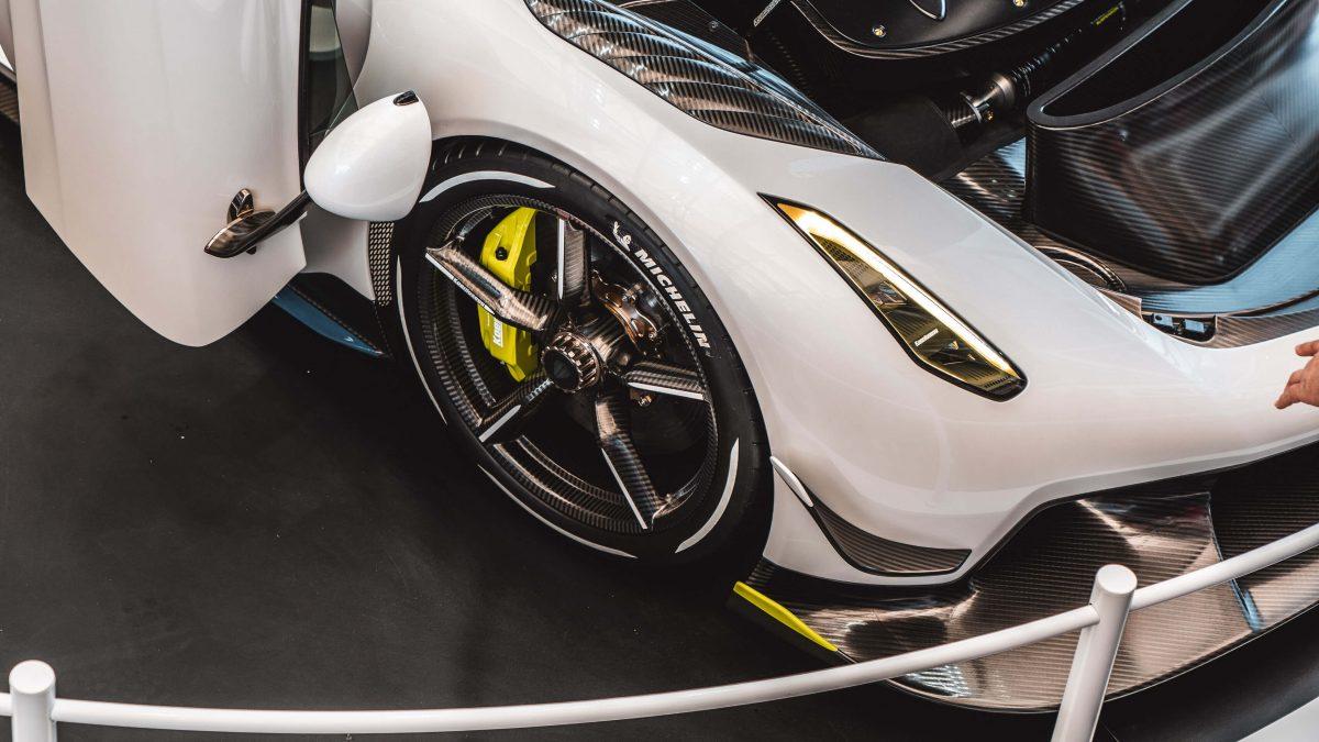 Im Rausch der Geschwindigkeit: Zu Besuch beim Goodwood Festival of Speed mit Michelin