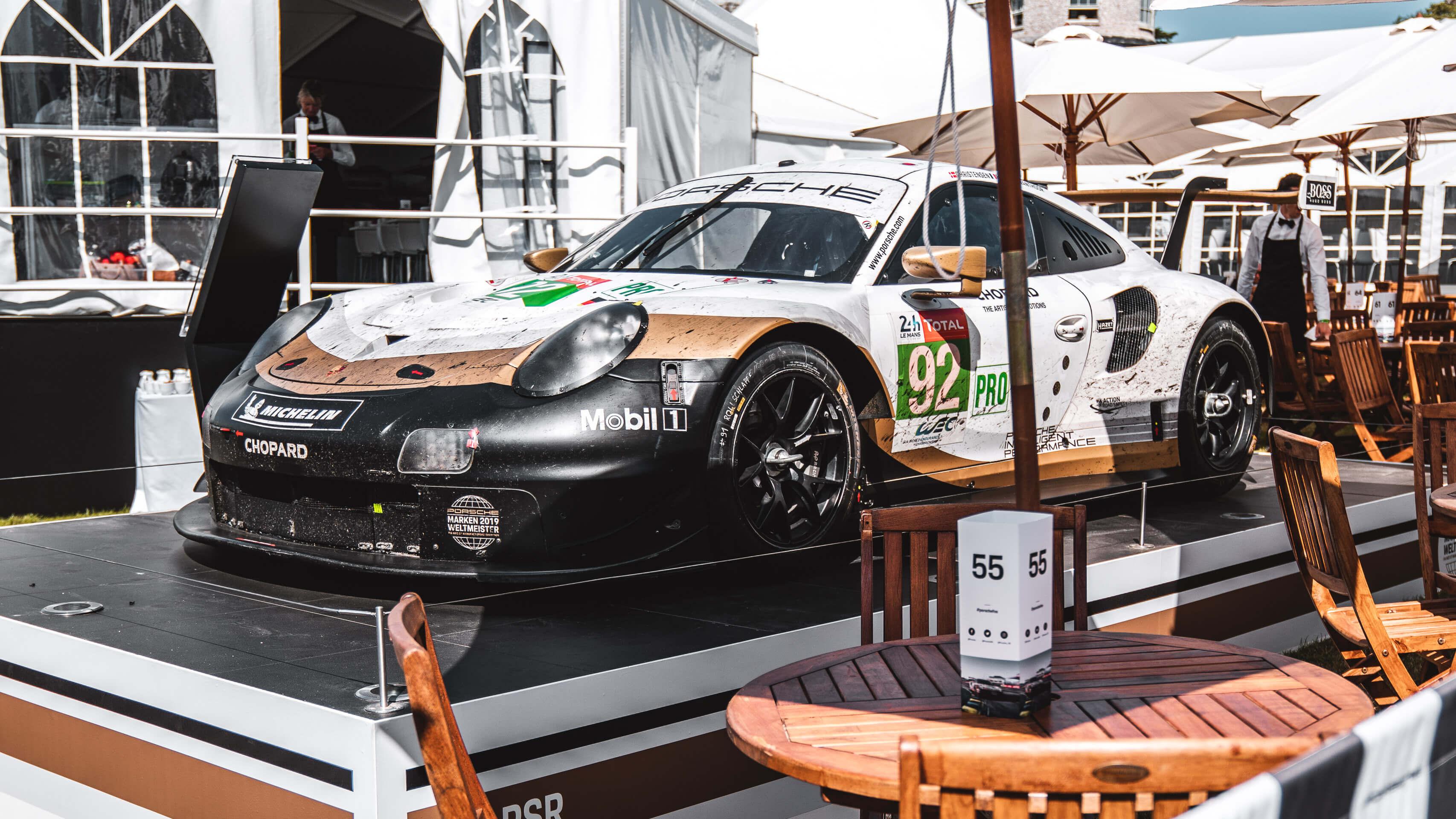 Im Rausch der Geschwindigkeit: Zu Besuch beim Goodwood Festival of Speed mit Michelin 16