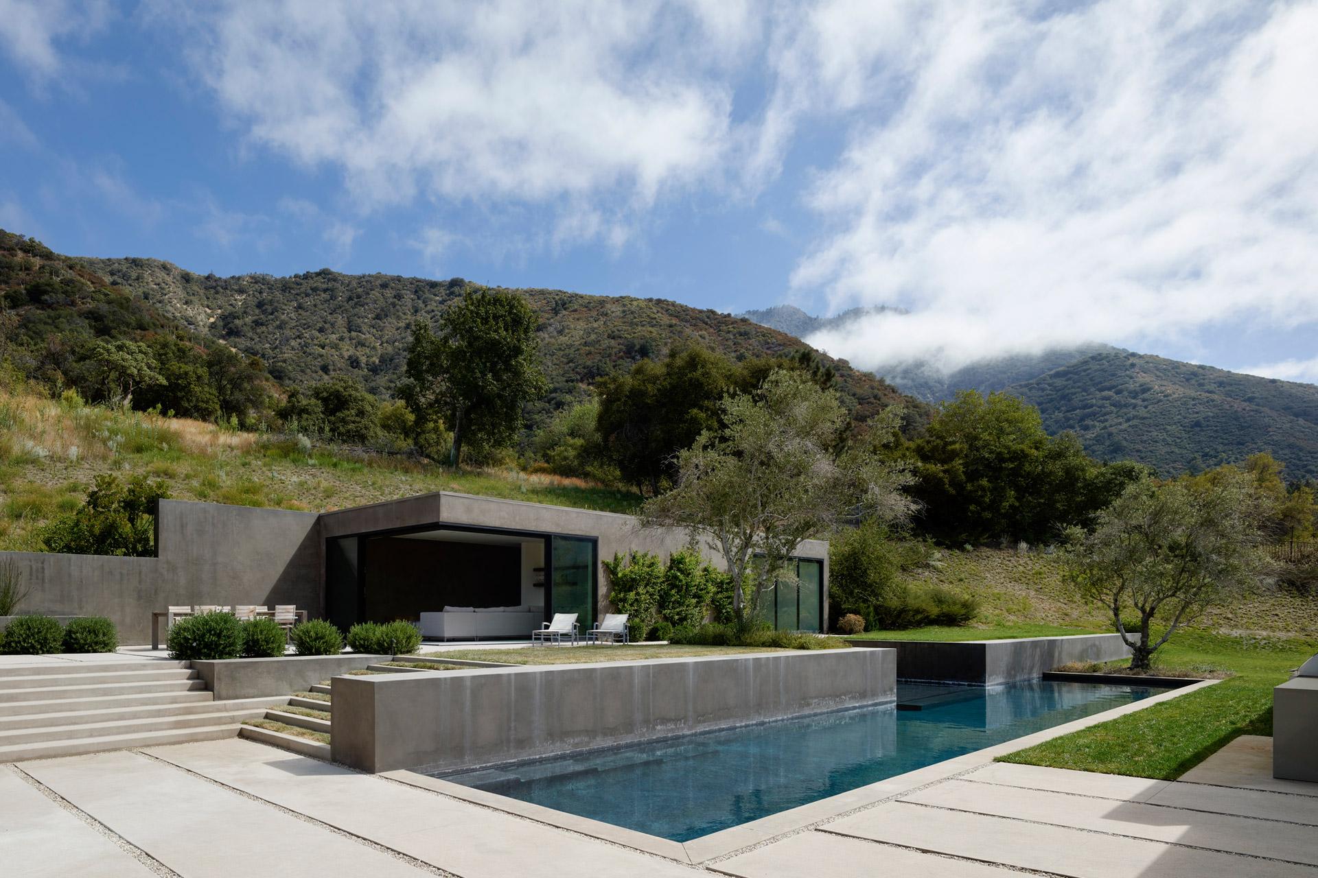 Leben im San Bernadino Nationalforst in Kalifornien: Das Wild Lilac Anwesen 5