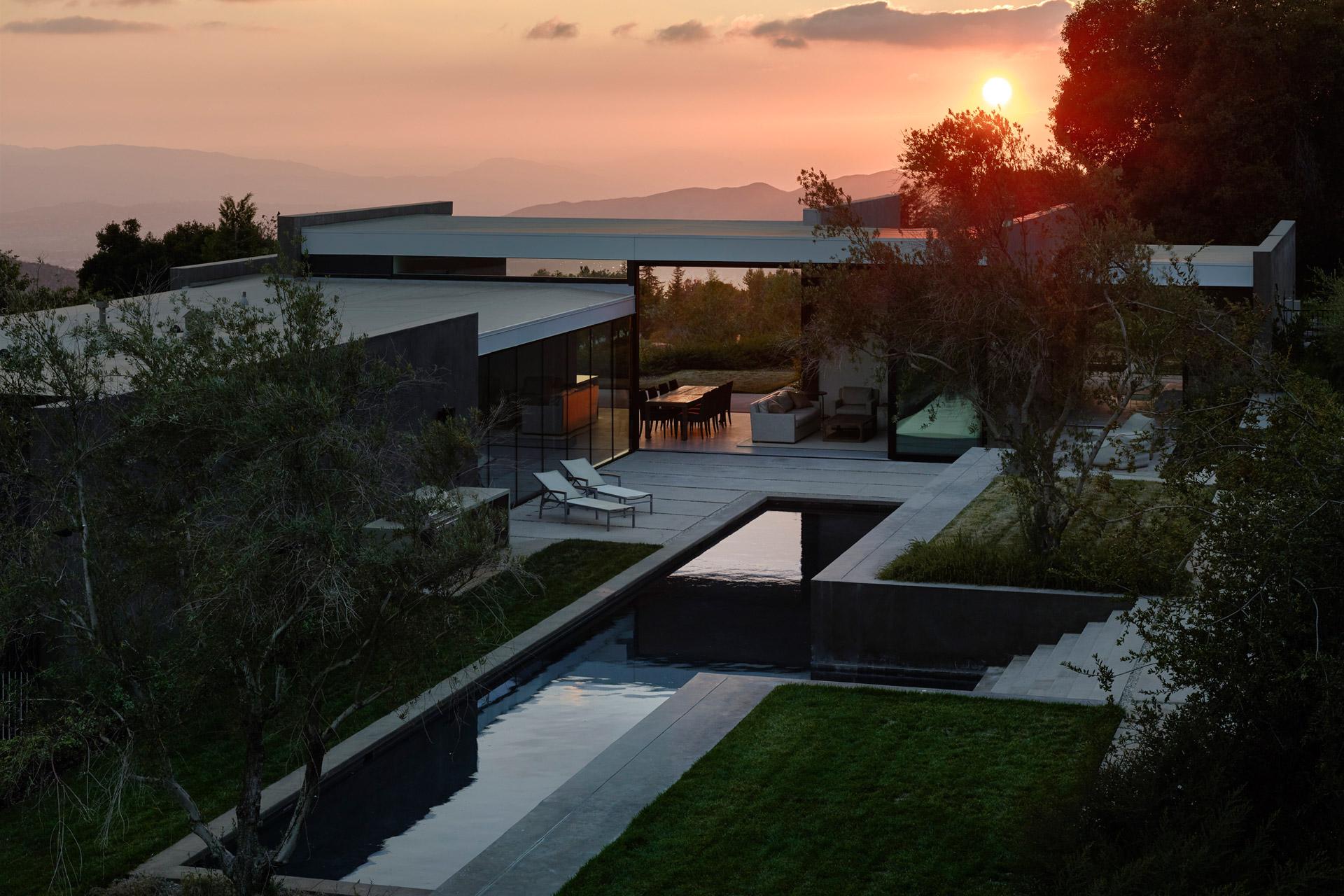Leben im San Bernadino Nationalforst in Kalifornien: Das Wild Lilac Anwesen 4