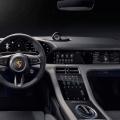 Digital, klar, nachhaltig: So sieht das Interieur des neuen Porsche Taycan aus