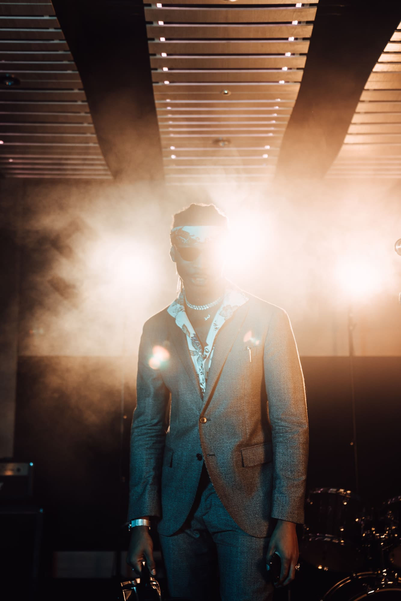Inspiring Clash mit Andrew VVarholla: Rapper, DJ und Model 4