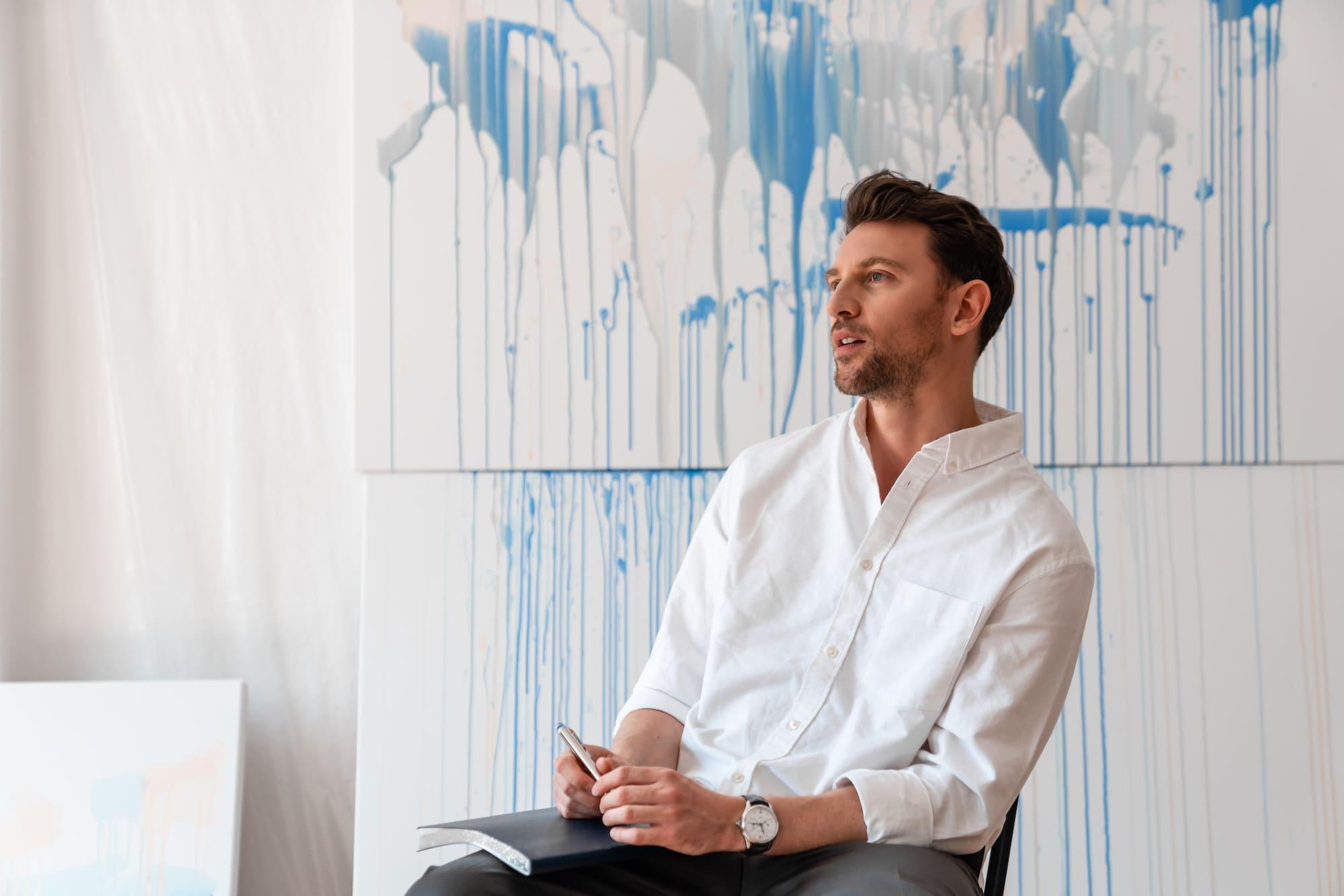 Inspiring Clash mit Paul Schrader: Vom erfolgreichen Juristen zum gefragten Künstler 1