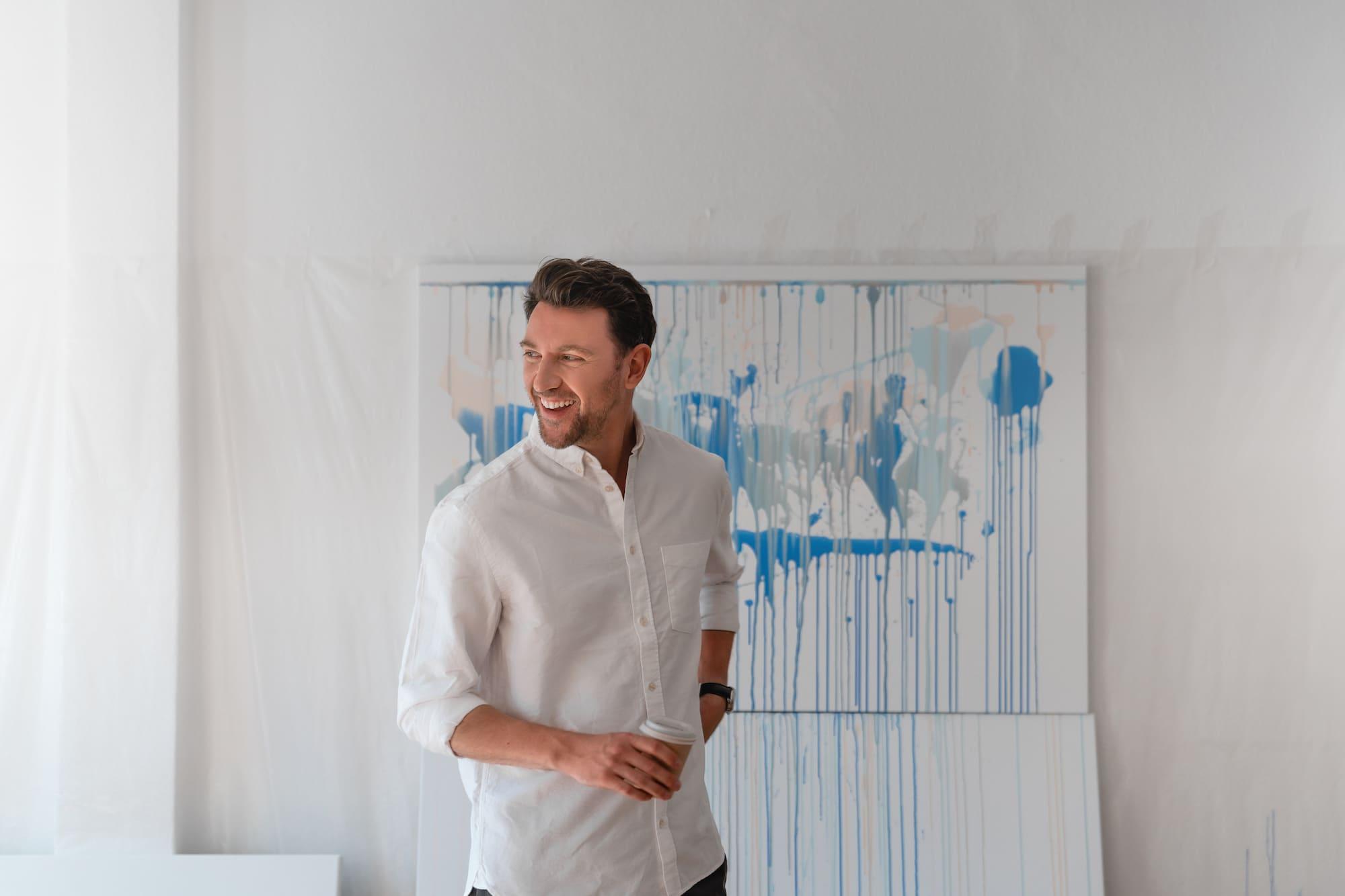 Inspiring Clash mit Paul Schrader: Vom erfolgreichen Juristen zum gefragten Künstler 10