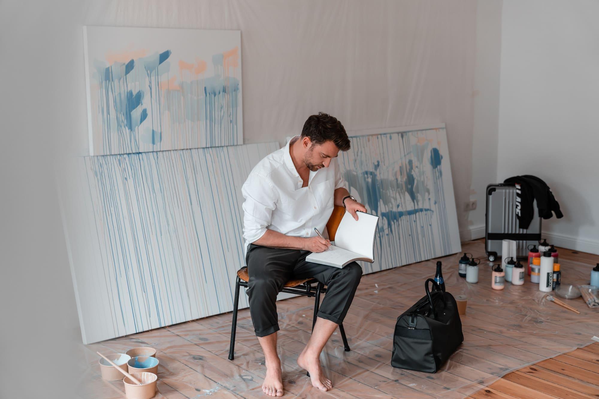 Inspiring Clash mit Paul Schrader: Vom erfolgreichen Juristen zum gefragten Künstler 3