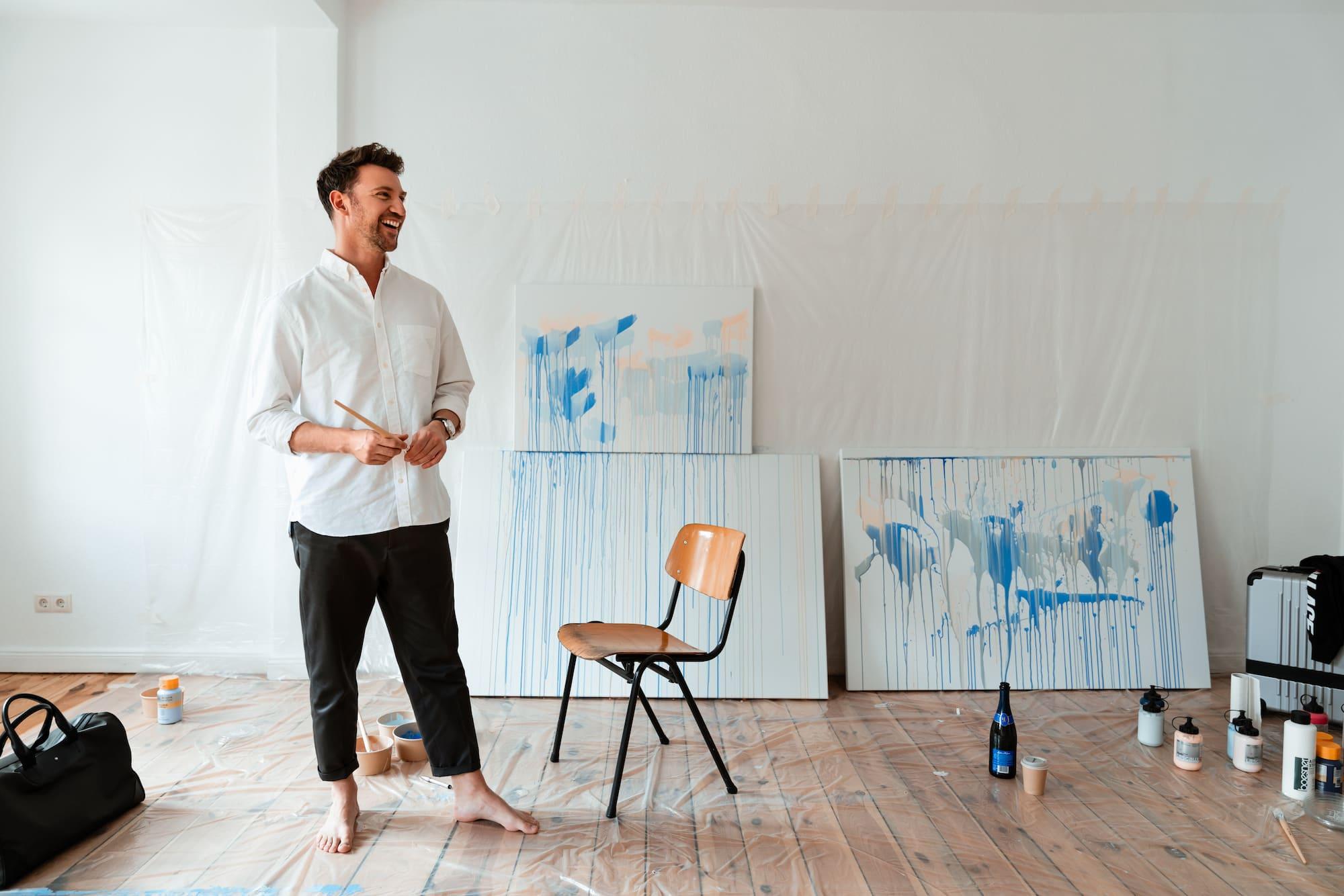 Inspiring Clash mit Paul Schrader: Vom erfolgreichen Juristen zum gefragten Künstler 2