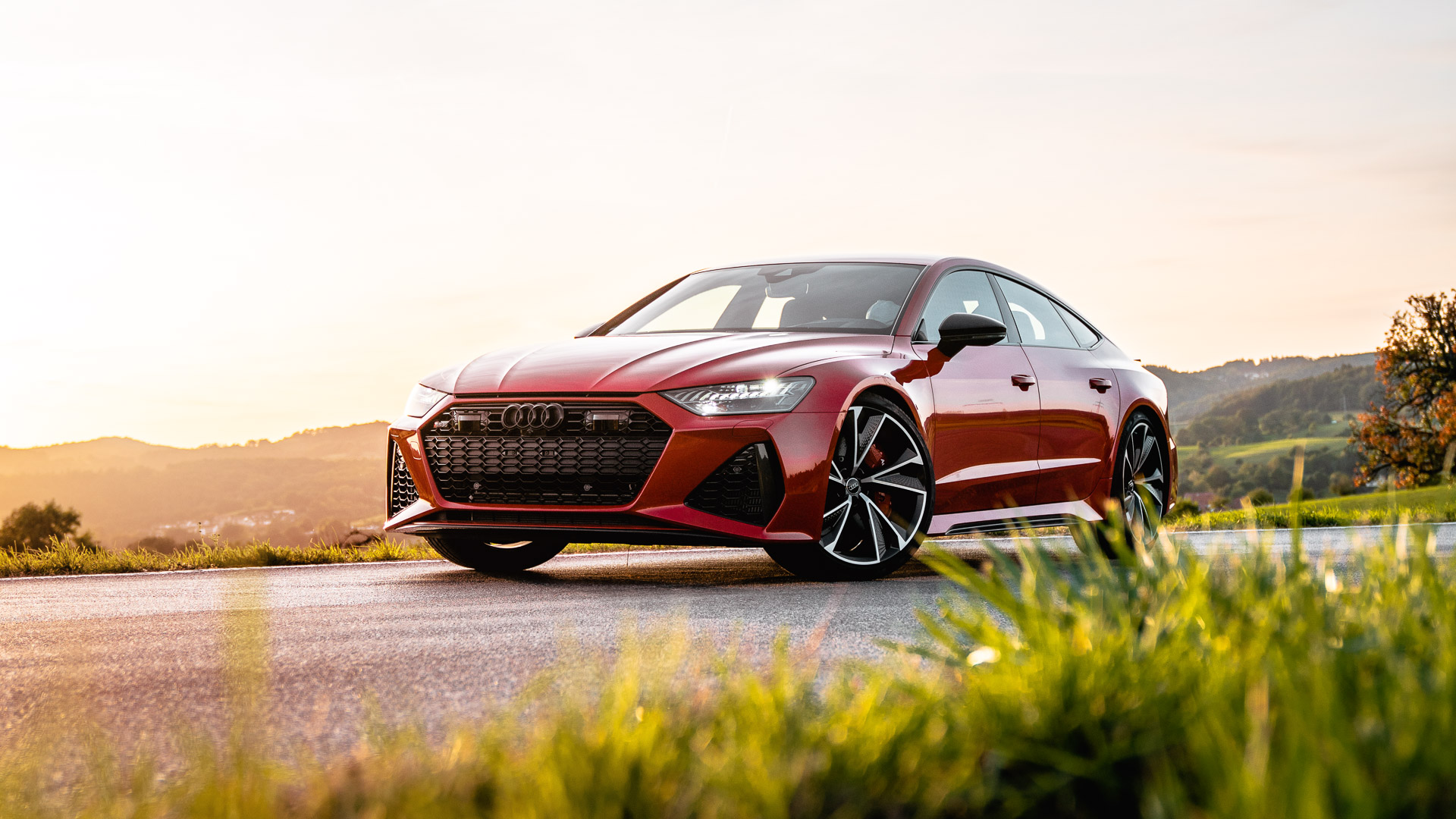 This is the all new Audi RS7 Sportback: Our prayers were finally answered 3