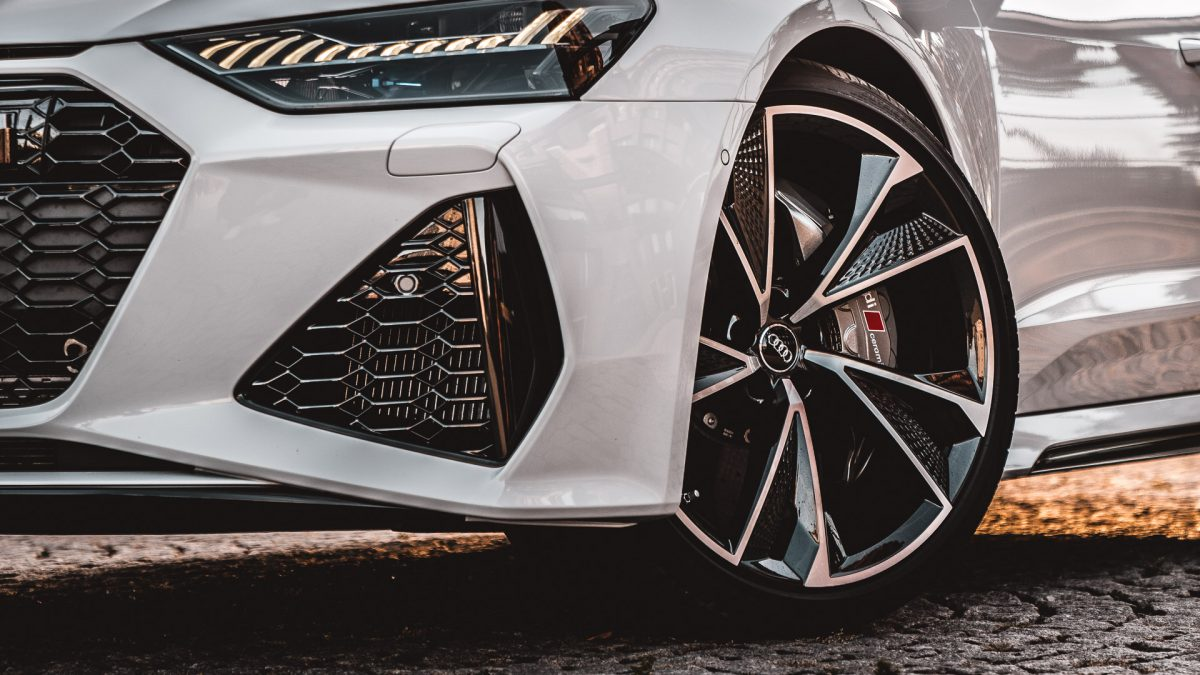 This is the all new Audi RS7 Sportback: Our prayers were finally answered