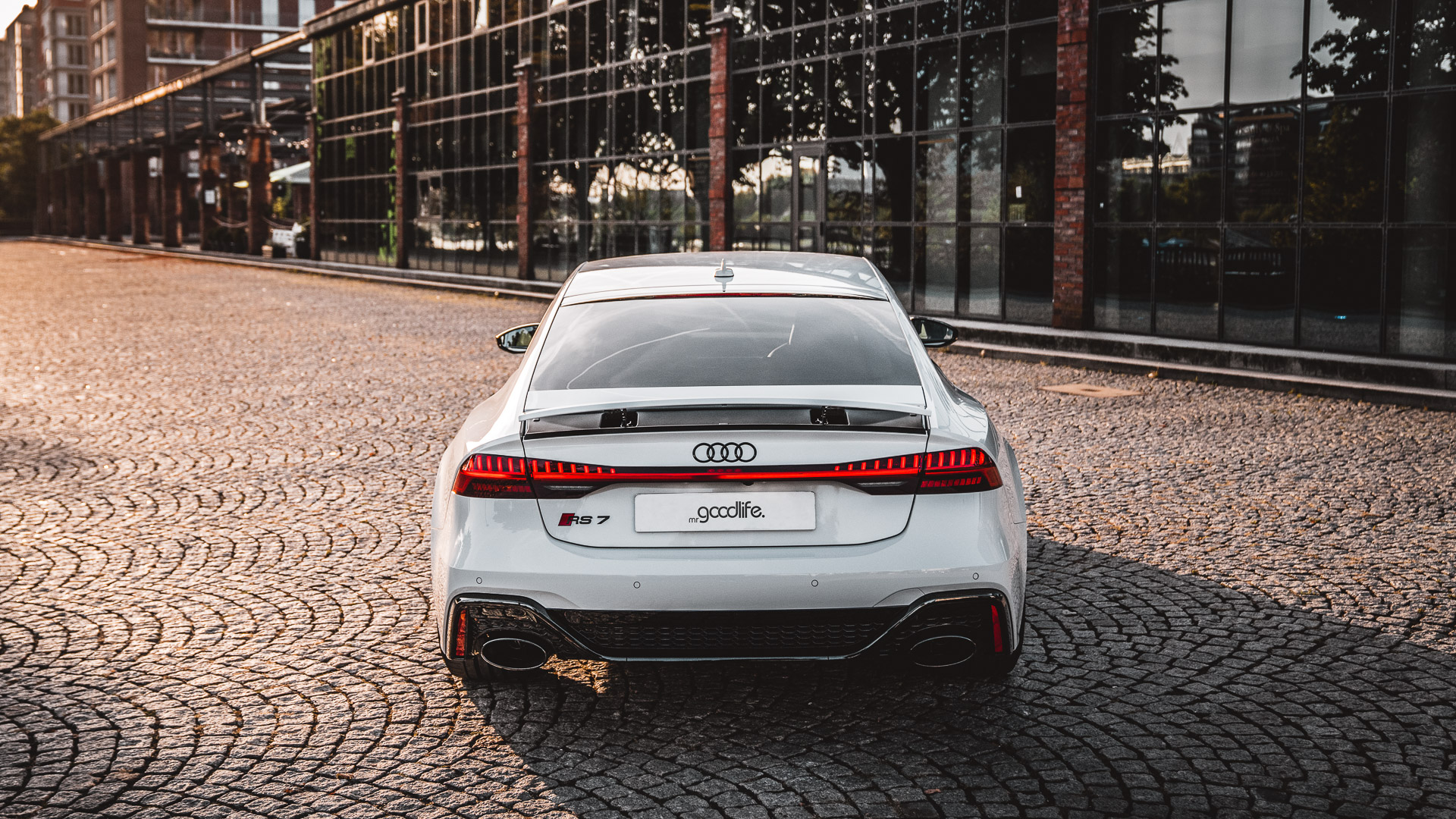 This is the all new Audi RS7 Sportback: Our prayers were finally answered 12