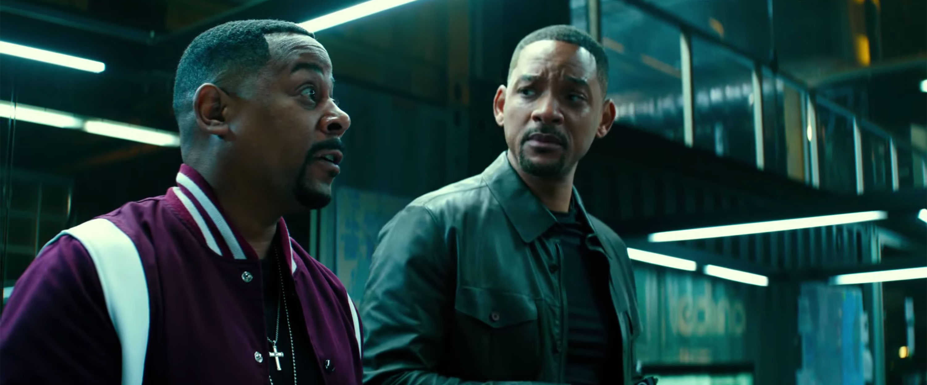 """Offizieller Trailer: Will Smith & Martin Lawrence in """"Bad Boys for Life"""""""