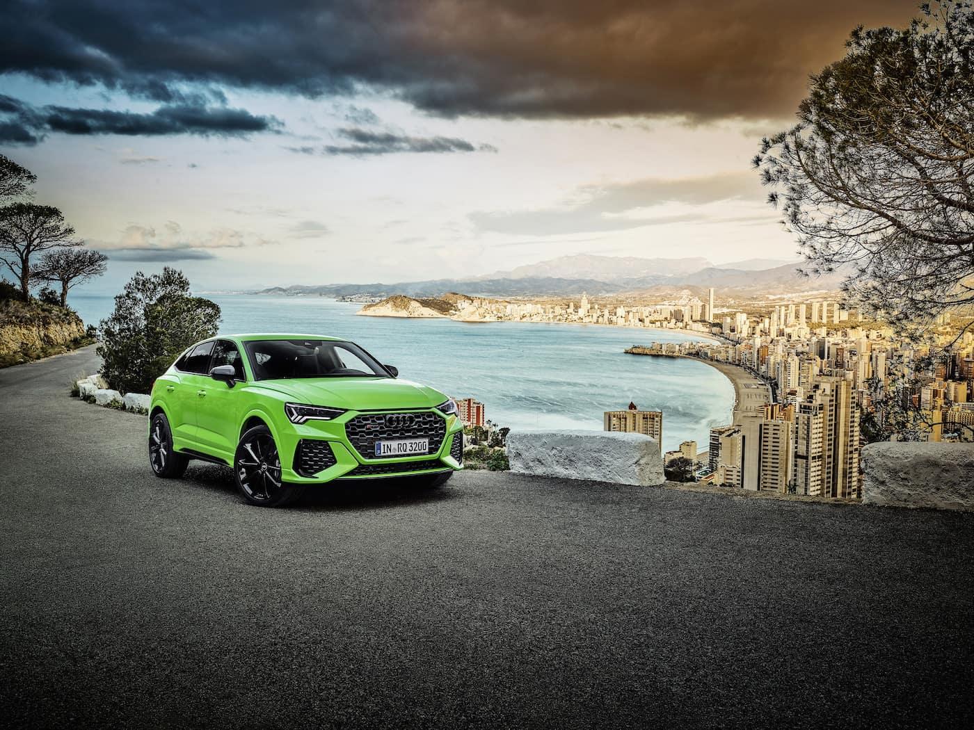 Kompakt und kraftvoll: Audi RS Q3 und Audi RS Q3 Sportback 2