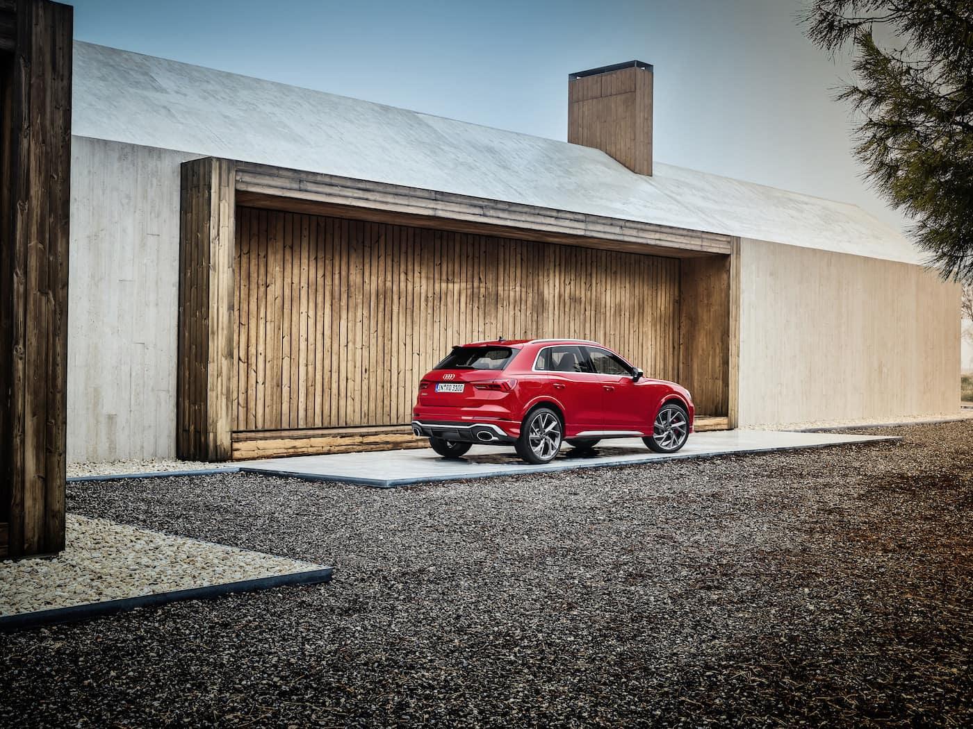 Kompakt und kraftvoll: Audi RS Q3 und Audi RS Q3 Sportback 10
