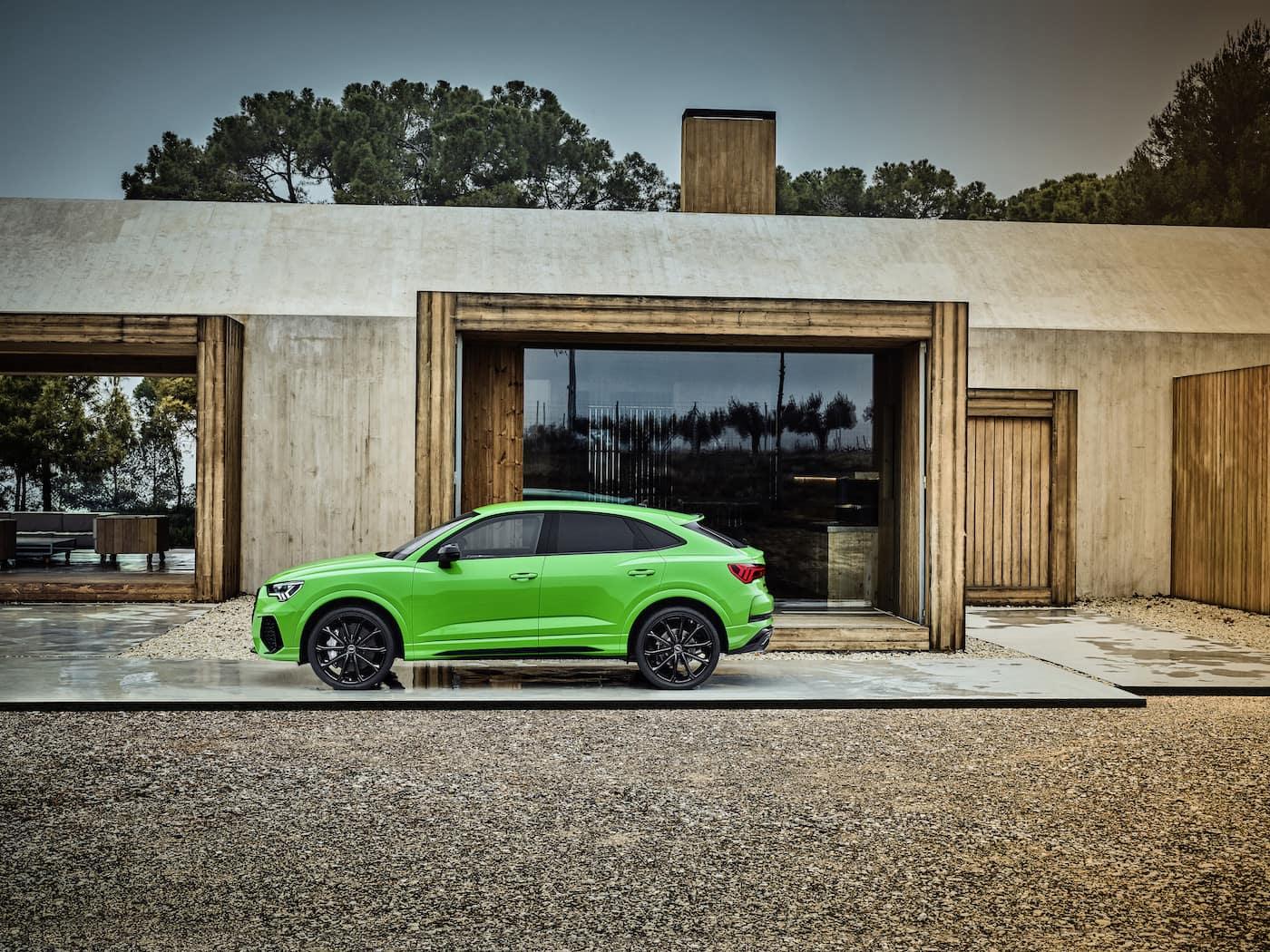 Kompakt und kraftvoll: Audi RS Q3 und Audi RS Q3 Sportback 3