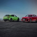 Kompakt und kraftvoll: Audi RS Q3 und Audi RS Q3 Sportback