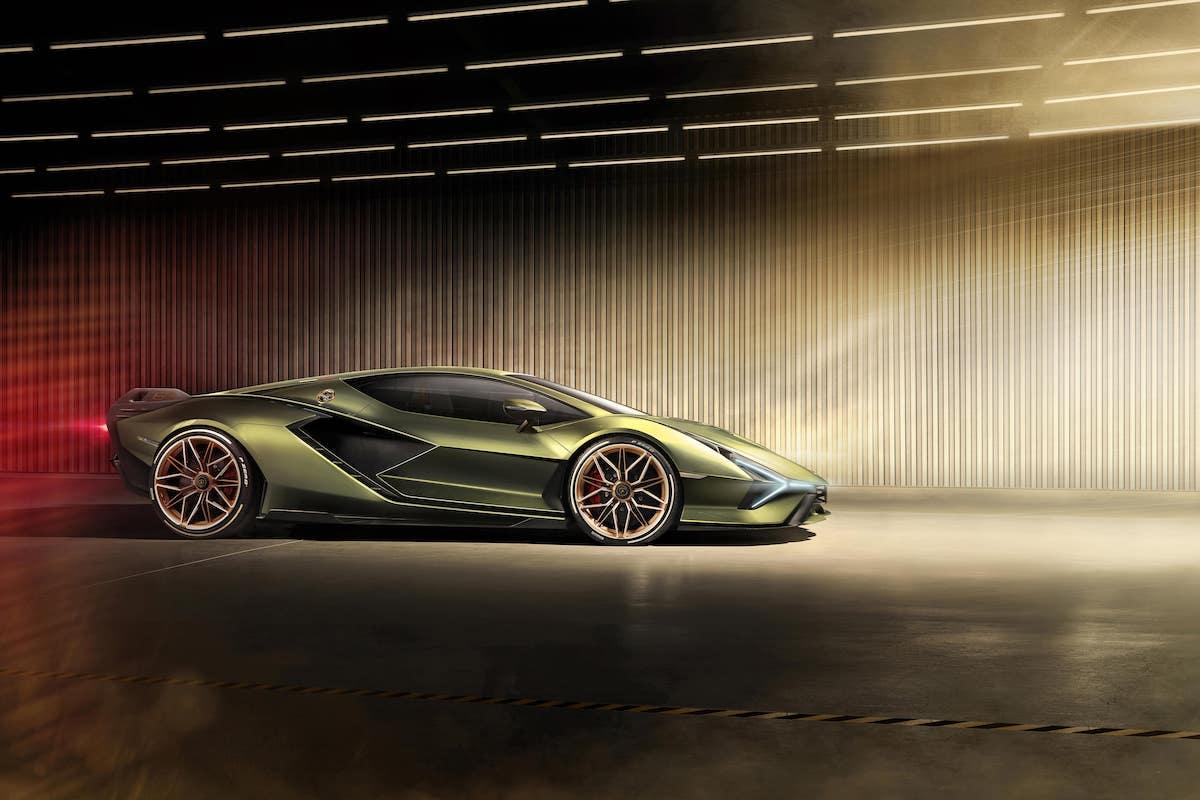 Stärkster Lambo der Welt: Der neue Lamborghini Sián 5