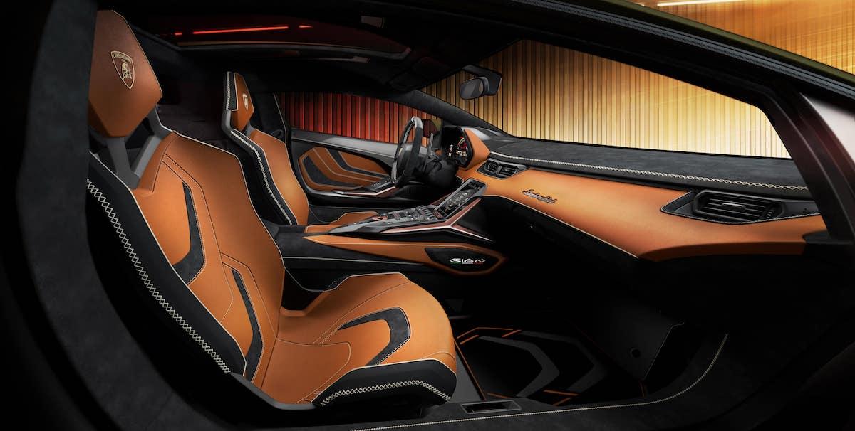 Stärkster Lambo der Welt: Der neue Lamborghini Sián 7