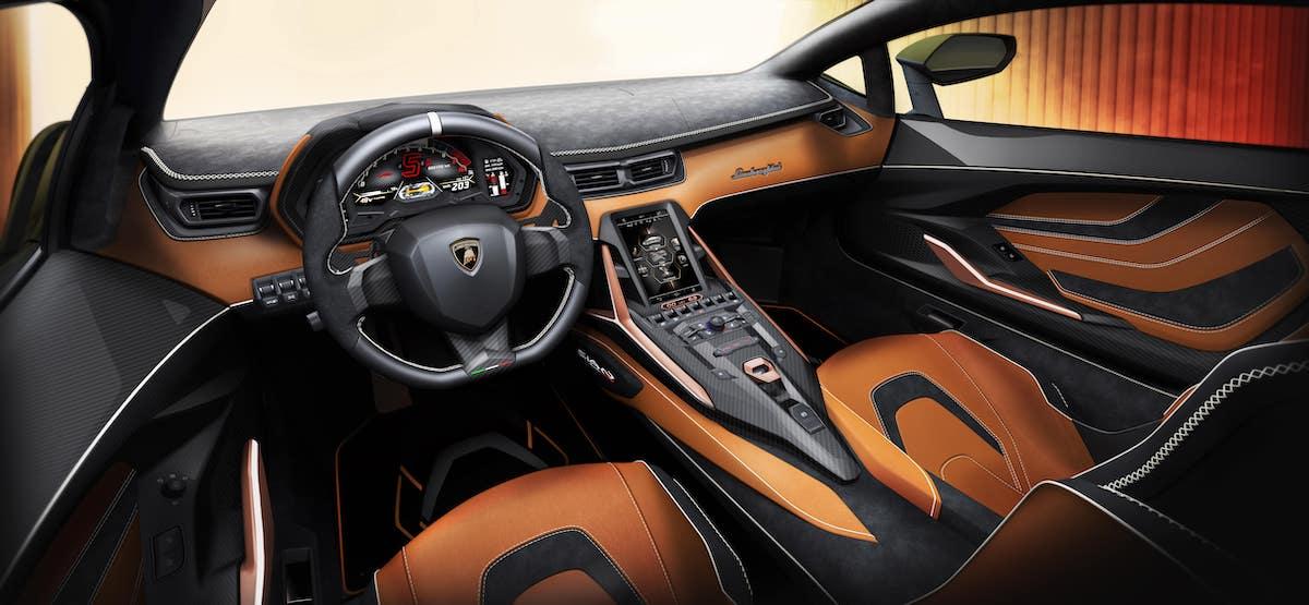 Stärkster Lambo der Welt: Der neue Lamborghini Sián 6