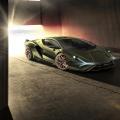 Stärkster Lambo der Welt: Der neue Lamborghini Sián