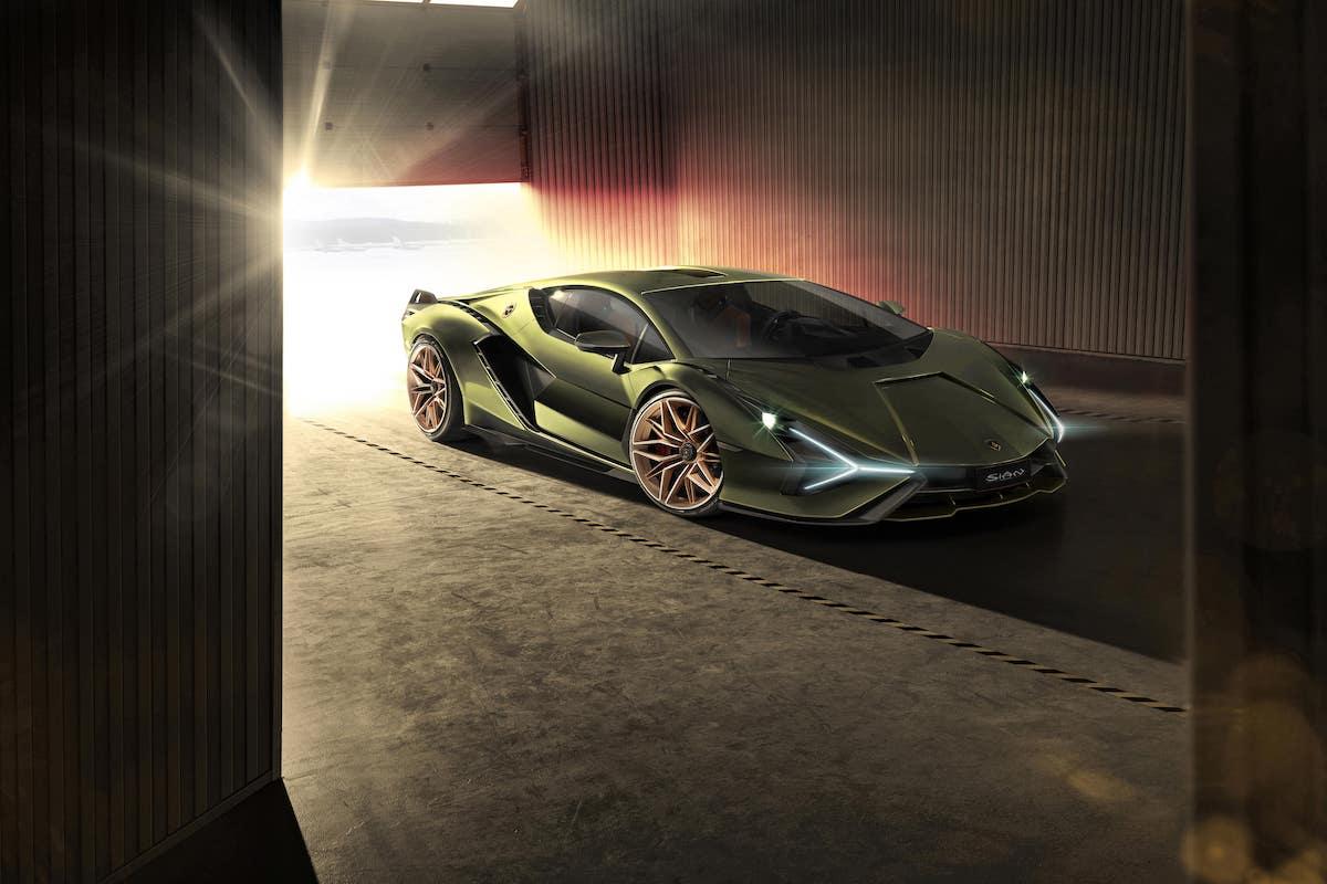 Stärkster Lambo der Welt: Der neue Lamborghini Sián 1