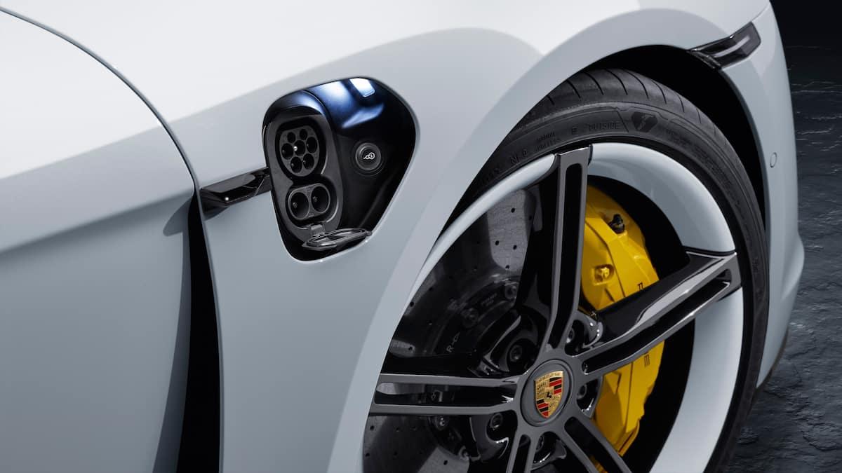 Das ist der neue Porsche Taycan 6