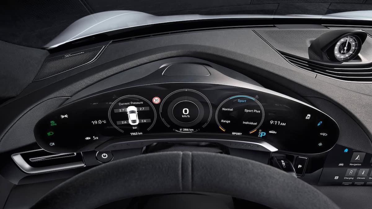 Das ist der neue Porsche Taycan 9