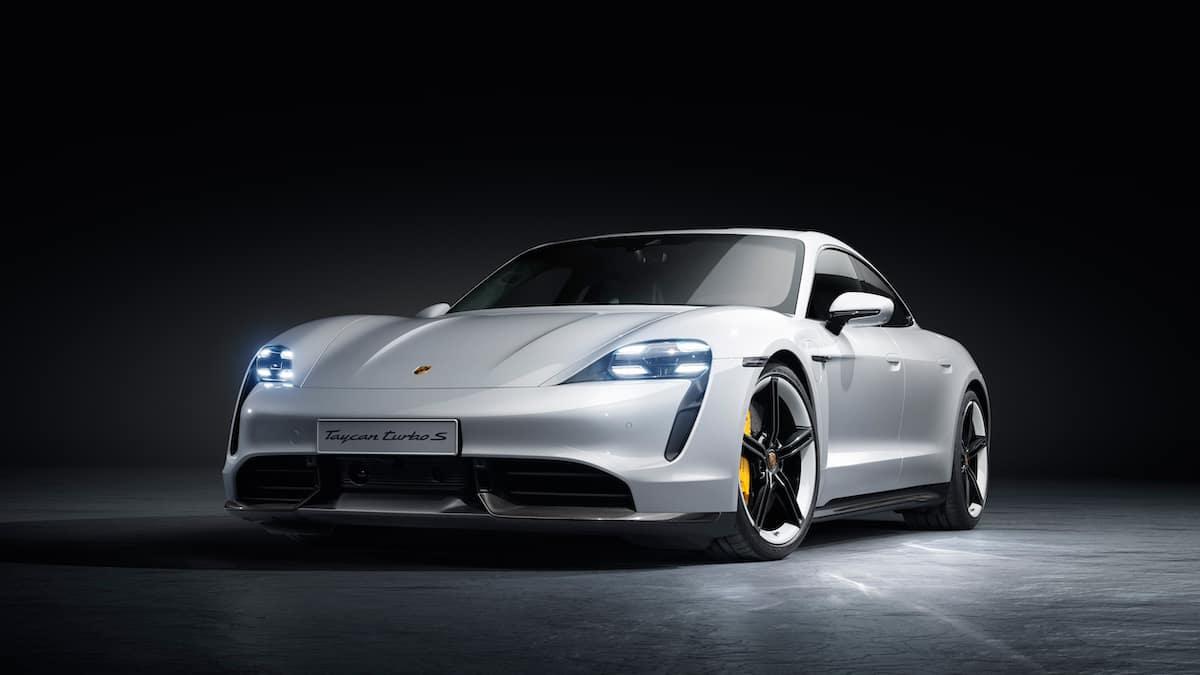 Das ist der neue Porsche Taycan 1