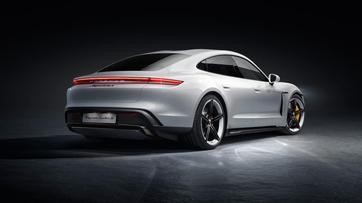 Das ist der neue Porsche Taycan 2