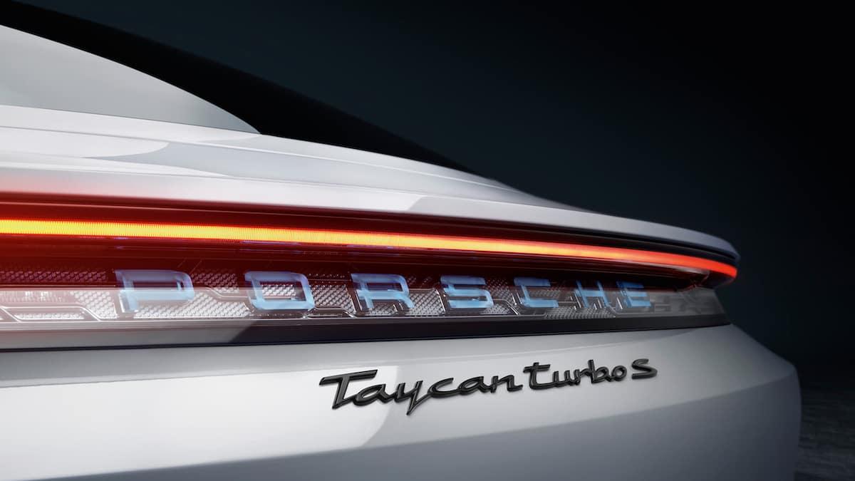 Das ist der neue Porsche Taycan 3