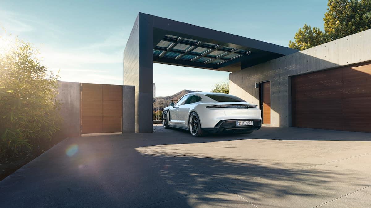 Das ist der neue Porsche Taycan 4