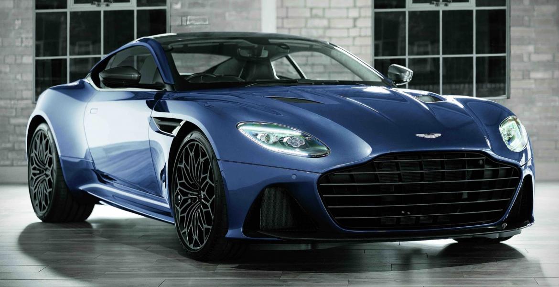 James Bond Als Weihnachtsgeschenk Der Aston Martin Dbs Supperleggre