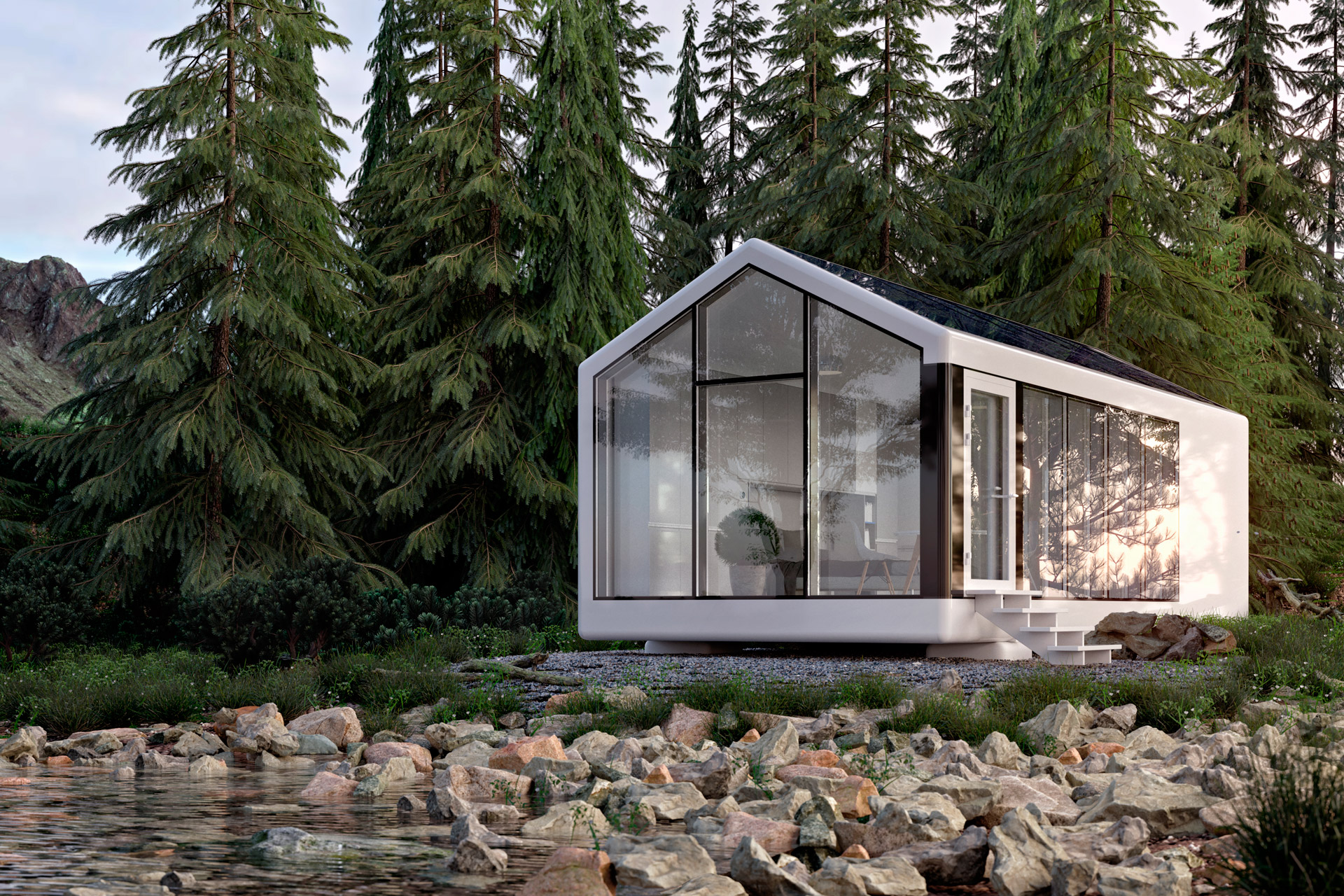 Smart, schön und autark: Das einzigartige Haus.me Konzept 1