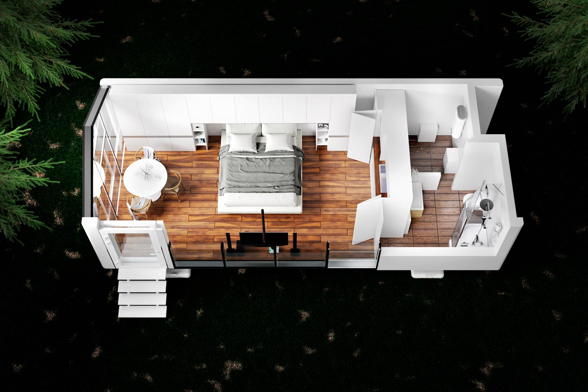 Smart, schön und autark: Das einzigartige Haus.me Konzept 3