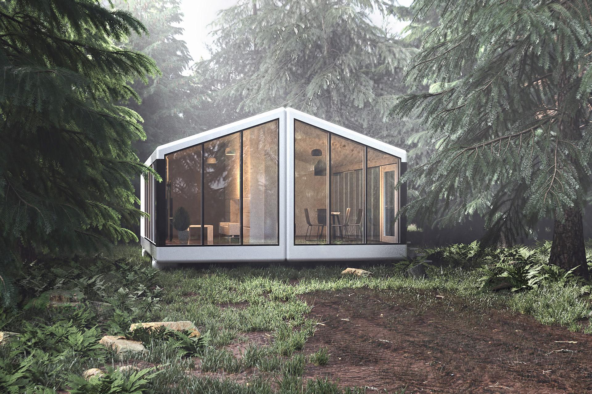 Smart, schön und autark: Das einzigartige Haus.me Konzept 2