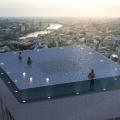 Der weltweit erste Infinity-Pool mit 360-Grad-Blick entsteht in London