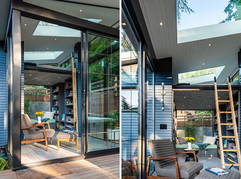 So gemütlich kann ein Zweckbau sein: Das Hinterhaus von Board & Vellum 3