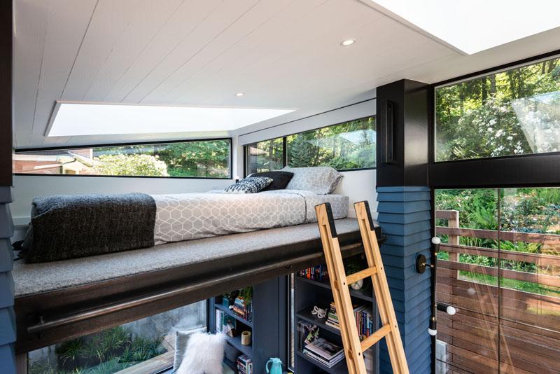 So gemütlich kann ein Zweckbau sein: Das Hinterhaus von Board & Vellum 2