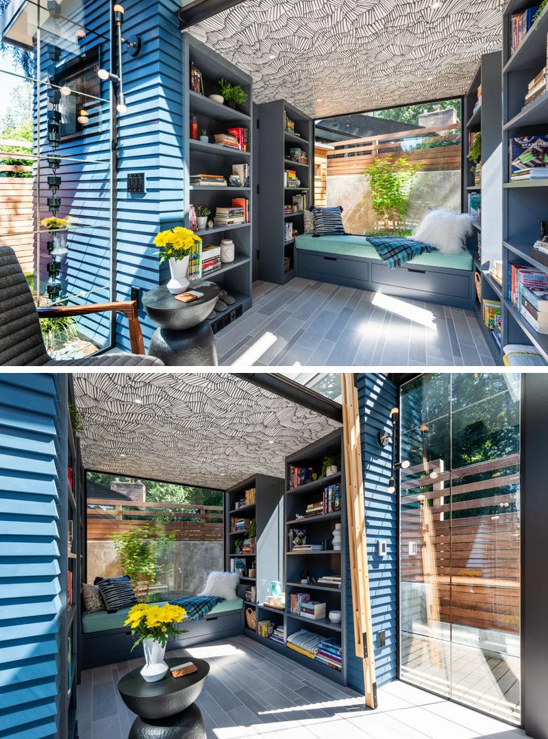 So gemütlich kann ein Zweckbau sein: Das Hinterhaus von Board & Vellum 7