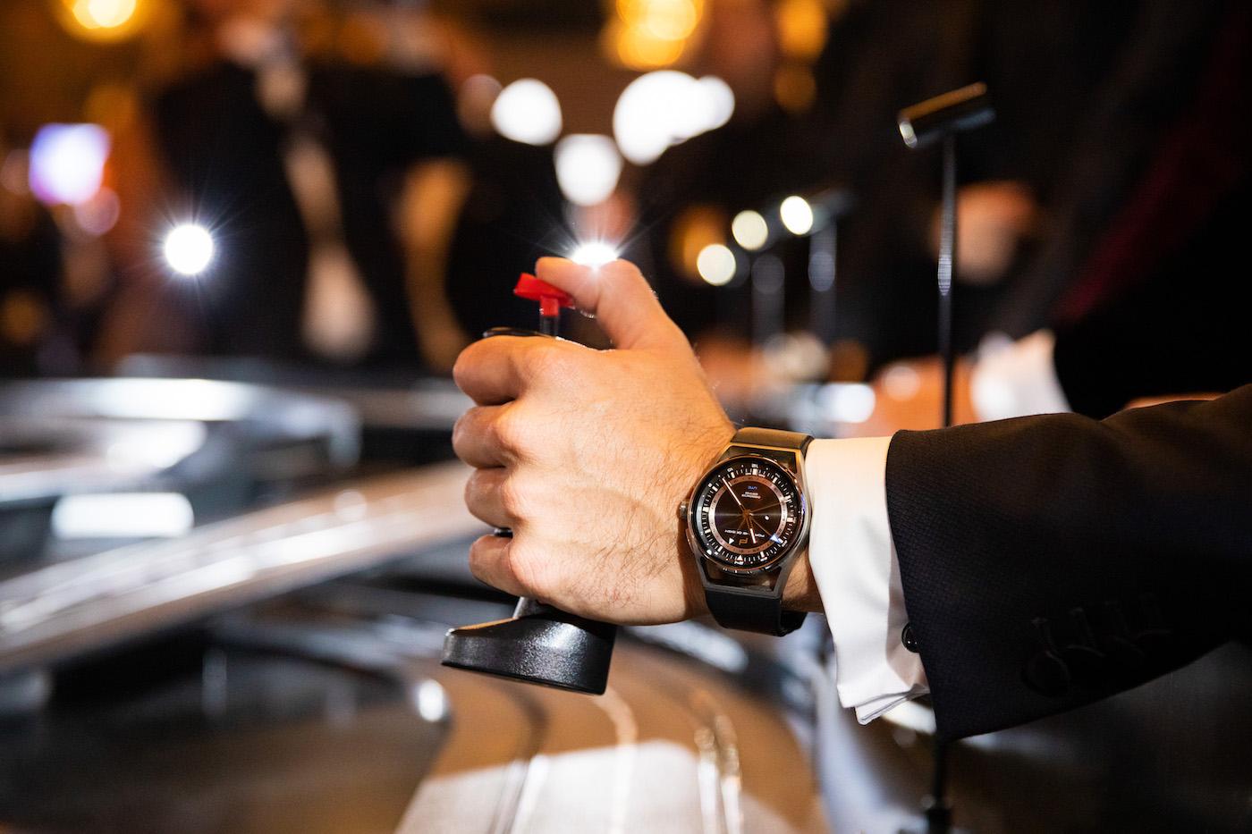 """Der GQ """"Men of the Year"""" Award 2019: Zeit für den Porsche Design 1919 Globetimer UTC 1"""