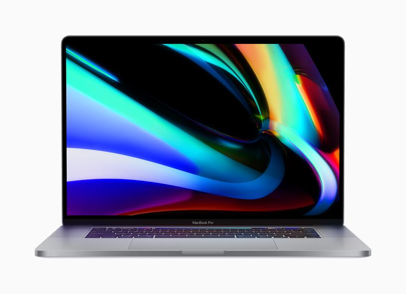Das neue Apple MacBook Pro: 16-Zoll-Version ab sofort erhältlich
