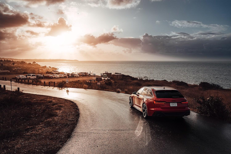 Der neue Audi RS6 Avant: Sportwagen und V8-Power-Kombi in Perfektion 3