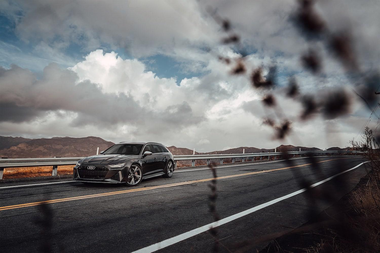 Der neue Audi RS6 Avant: Sportwagen und V8-Power-Kombi in Perfektion 1