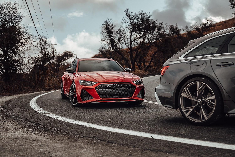 Der neue Audi RS6 Avant: Sportwagen und V8-Power-Kombi in Perfektion 2