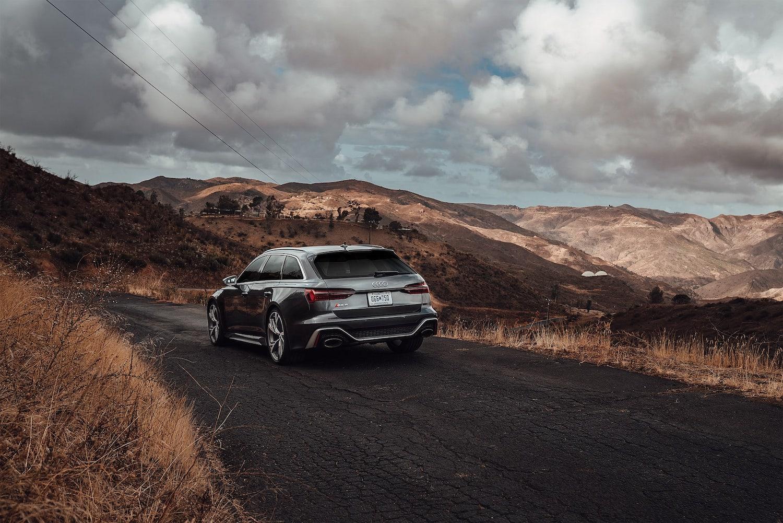 Der neue Audi RS6 Avant: Sportwagen und V8-Power-Kombi in Perfektion 4