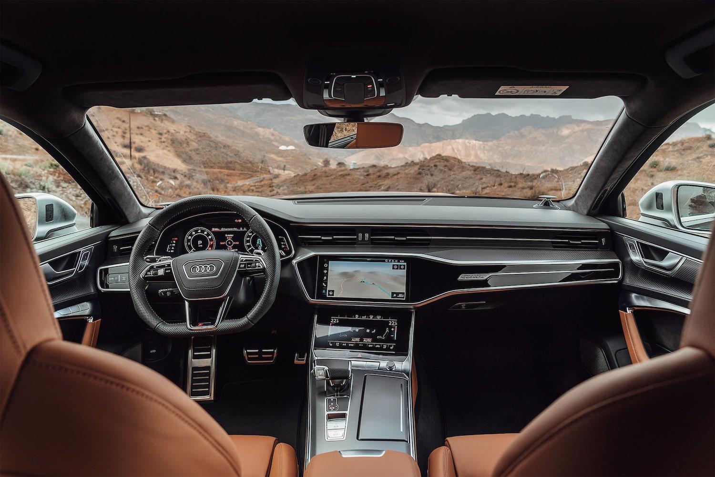 Der neue Audi RS6 Avant: Sportwagen und V8-Power-Kombi in Perfektion 6