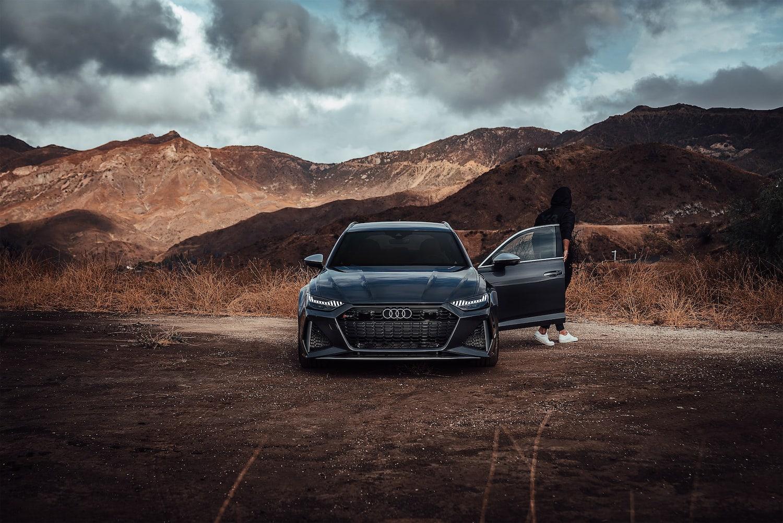 Der neue Audi RS6 Avant: Sportwagen und V8-Power-Kombi in Perfektion 5