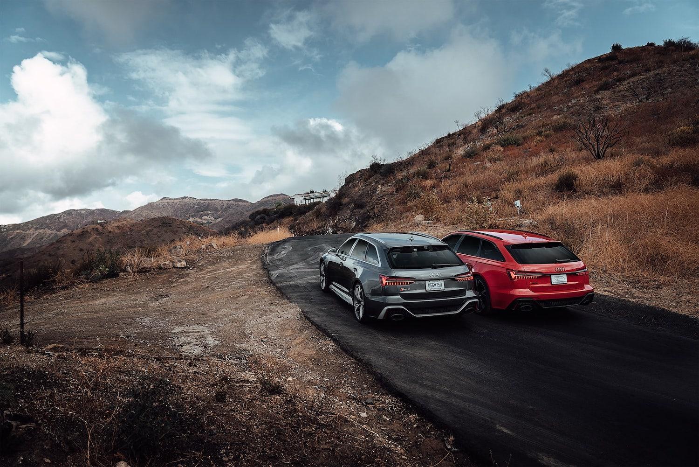 Der neue Audi RS6 Avant: Sportwagen und V8-Power-Kombi in Perfektion 7