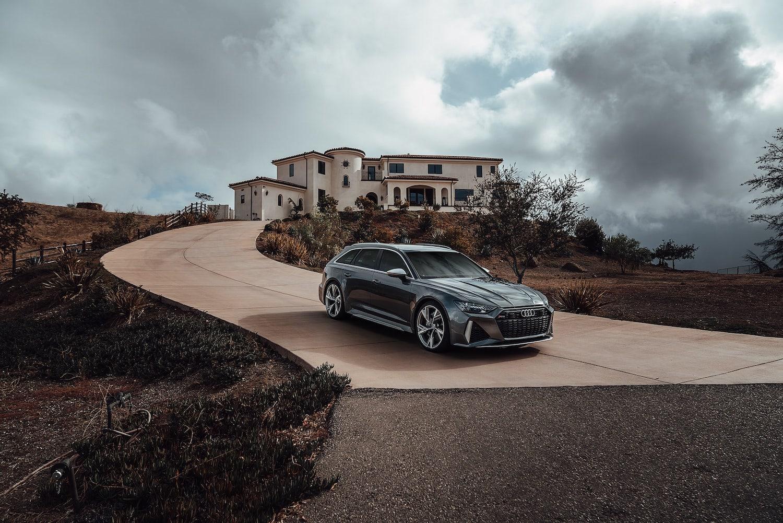 Der neue Audi RS6 Avant: Sportwagen und V8-Power-Kombi in Perfektion 8