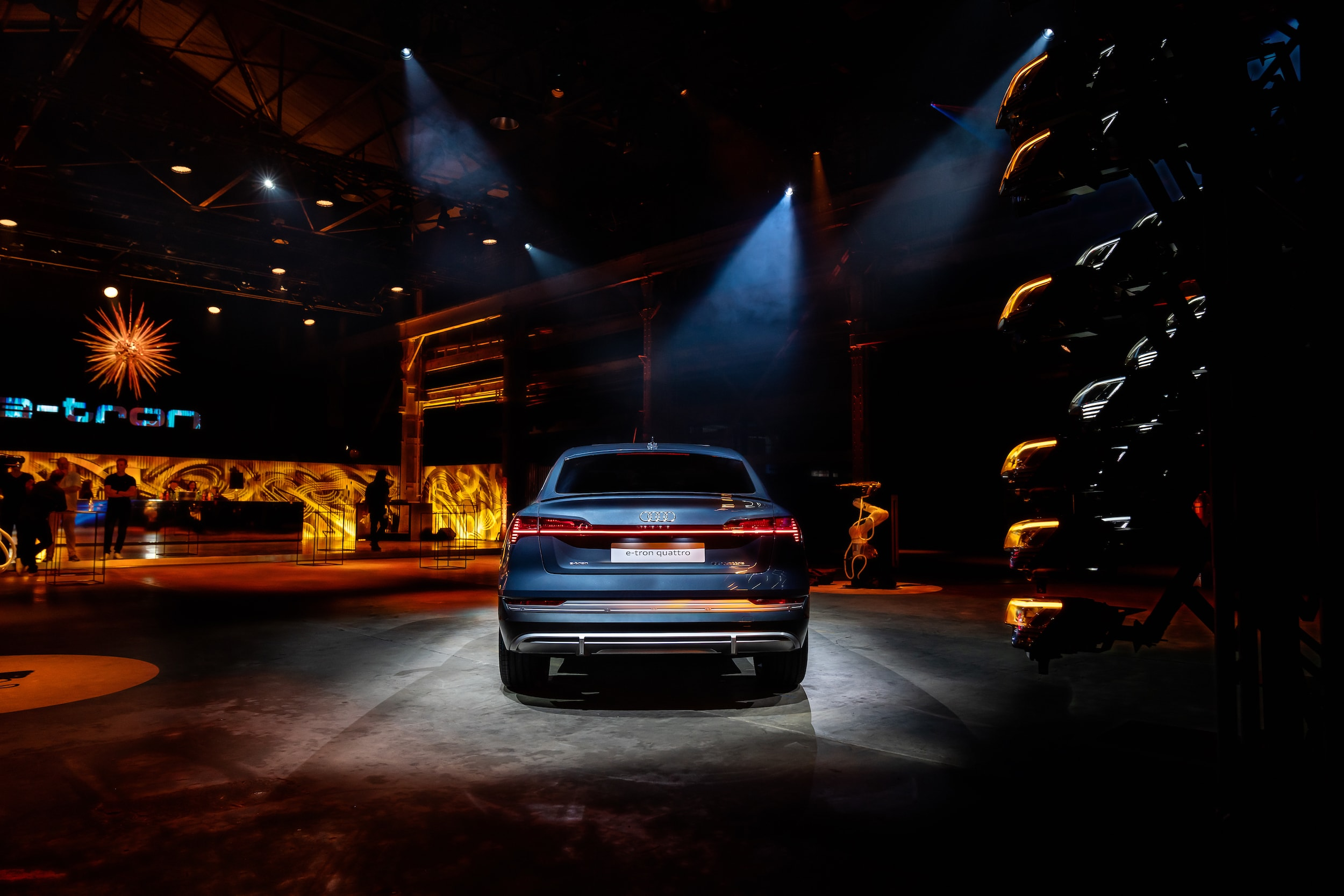 World Premiere in L.A .: This is the Audi e-tron Sportback 4