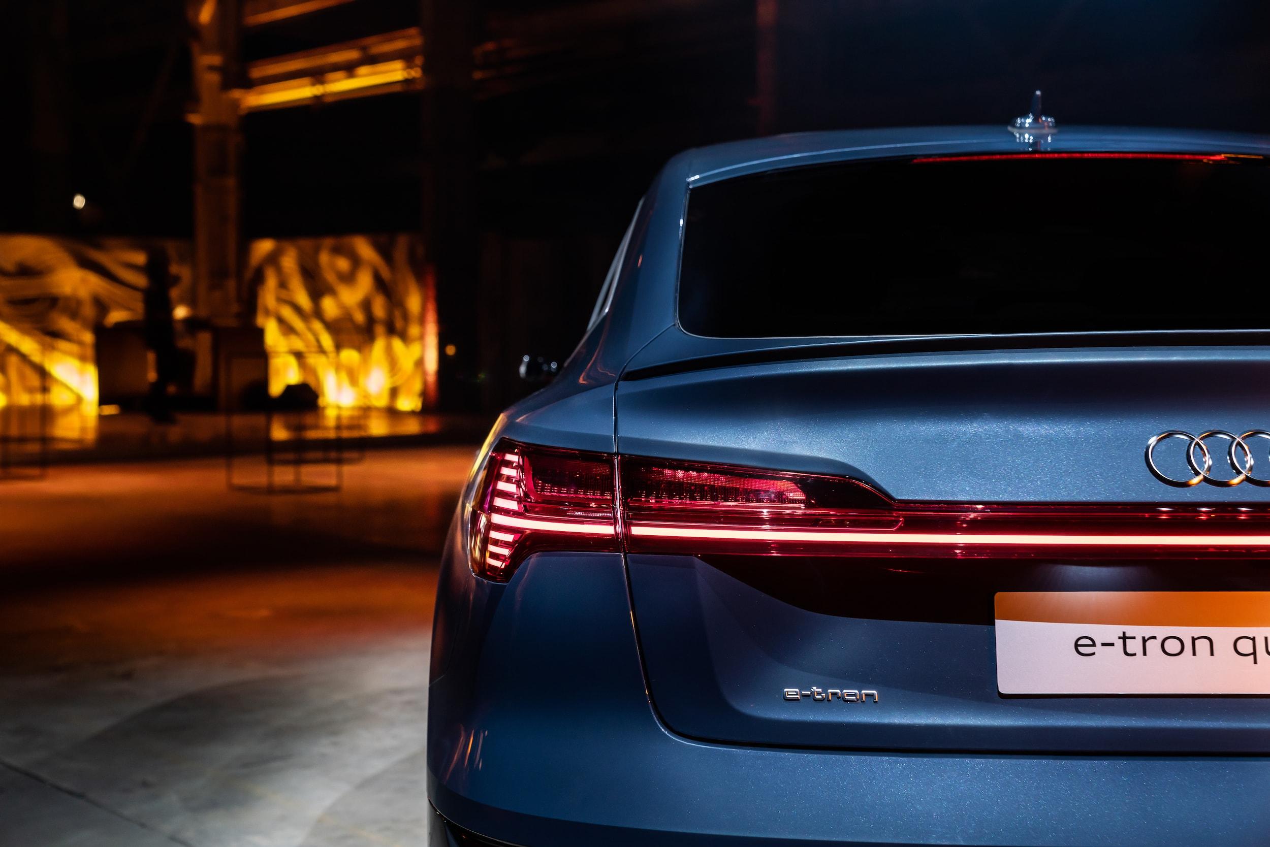 Weltpremiere in L.A.: Der Audi e-tron Sportback ist da 5