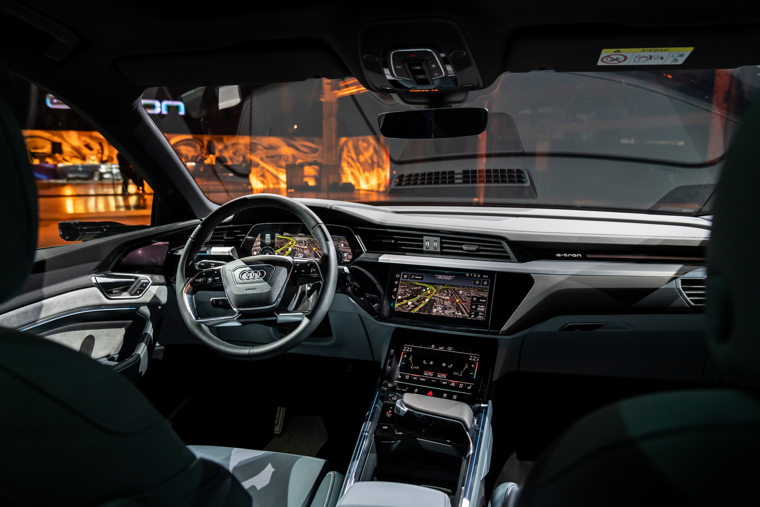 World Premiere in L.A .: This is the Audi e-tron Sportback 6